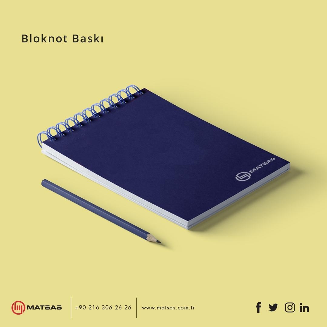 Block Note Print