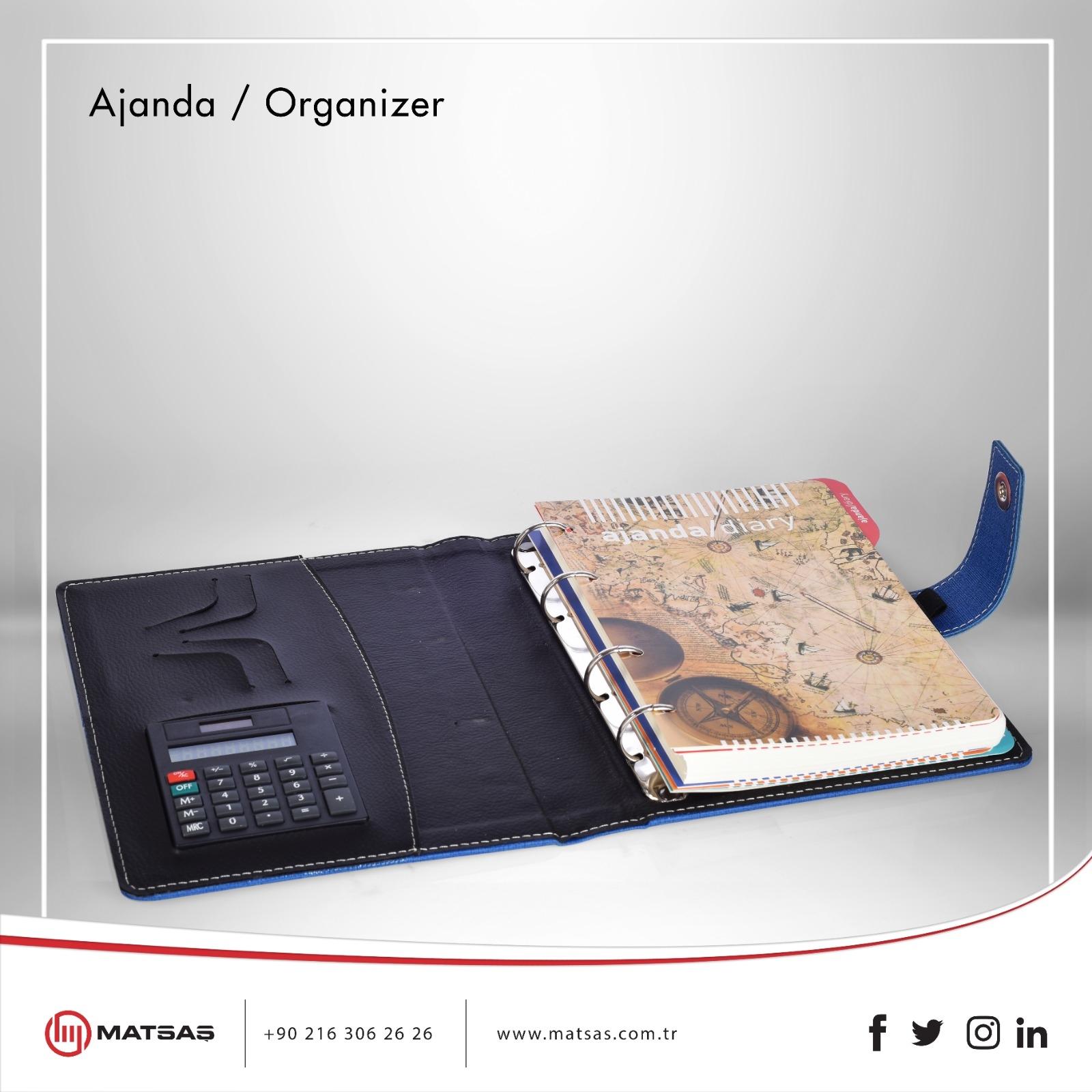 Ajanda - Organizer