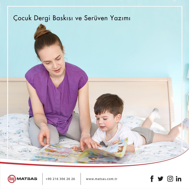 Çocuk Dergi Baskısı ve Serüven Yazımı
