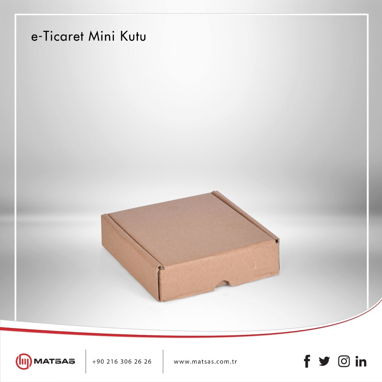 e-Ticaret Mini Kutu