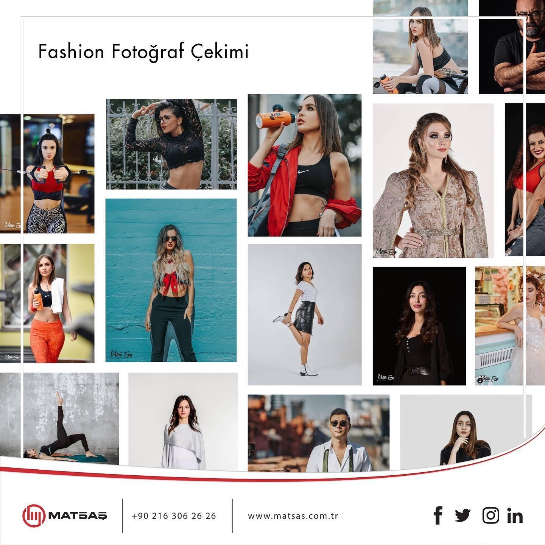 Fashion Fotoğraf Çekimi