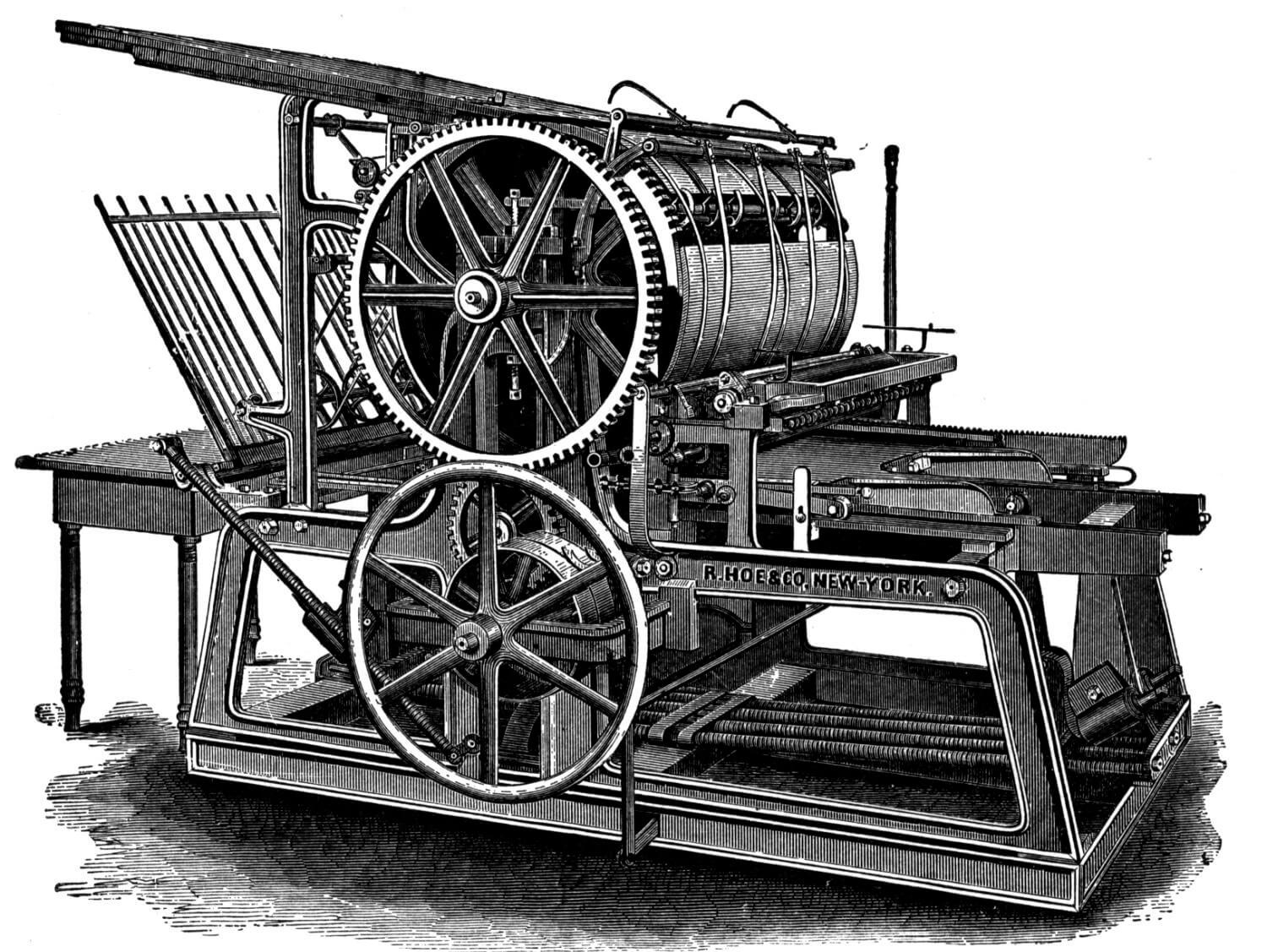 The History of Printing