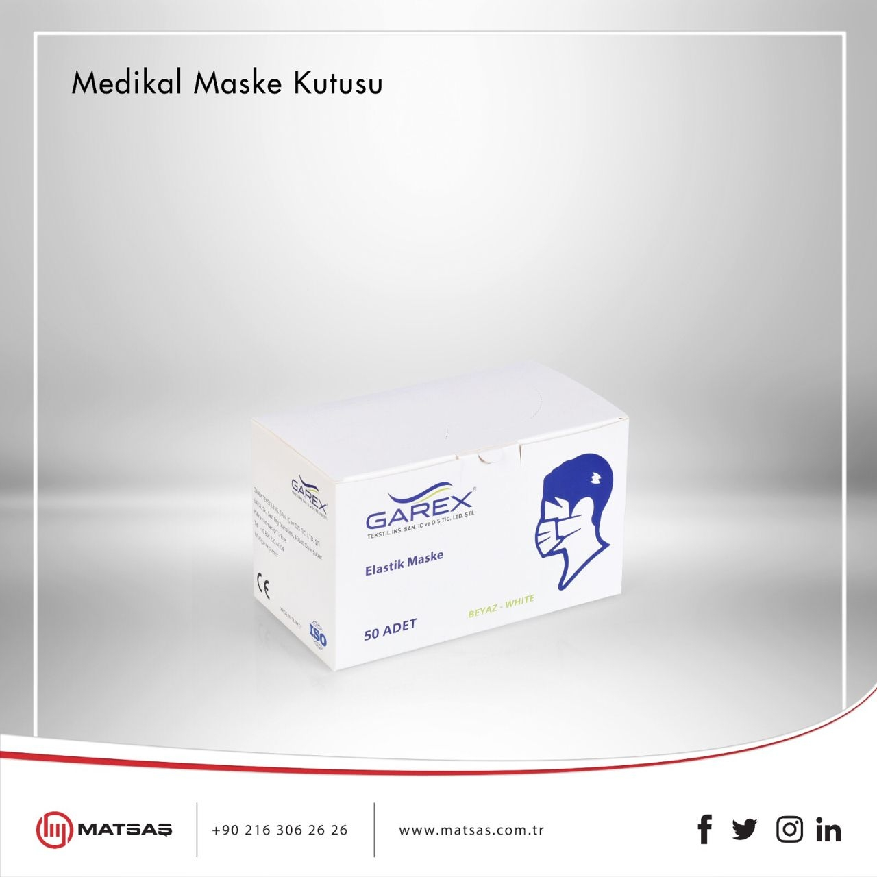 Medical Mask Box