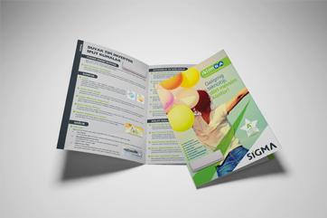 Brochure - Leaflet Prints